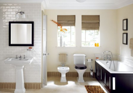 Astoria Deco Bathroom Suite