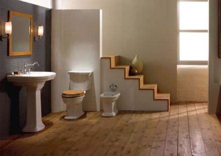 Bergier Bathroom Suite